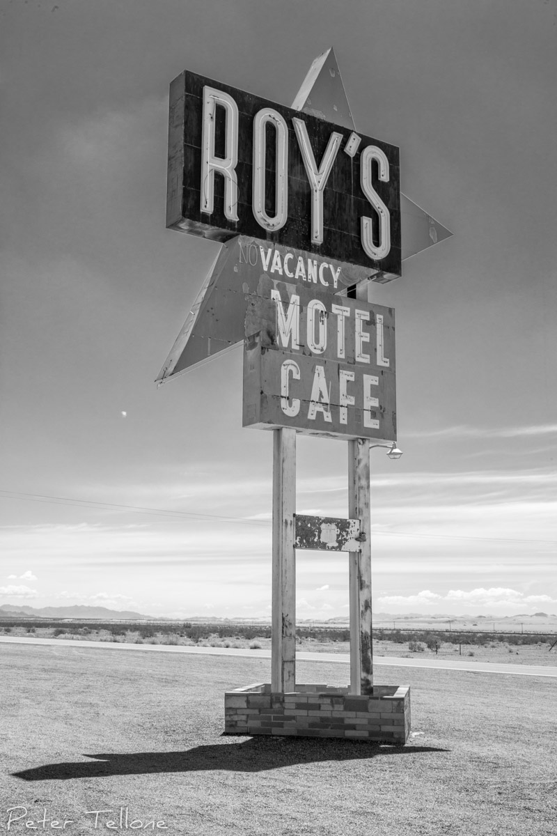 Roys Motel and Cafe