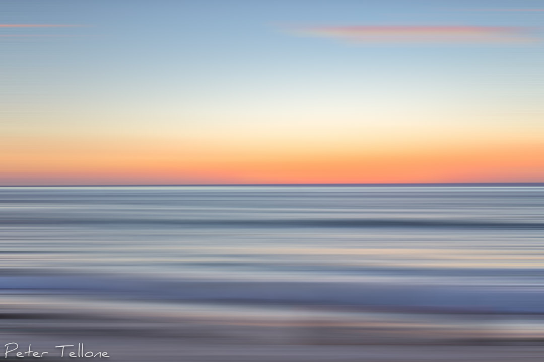 M'ocean is a collection of Photographic Seascapes made Abstract and Minimalistic through Motion Blurring tecniques. These images are perfect for more modern interior designs as well as commercial spaces that want a cross between Photographic and Painted art