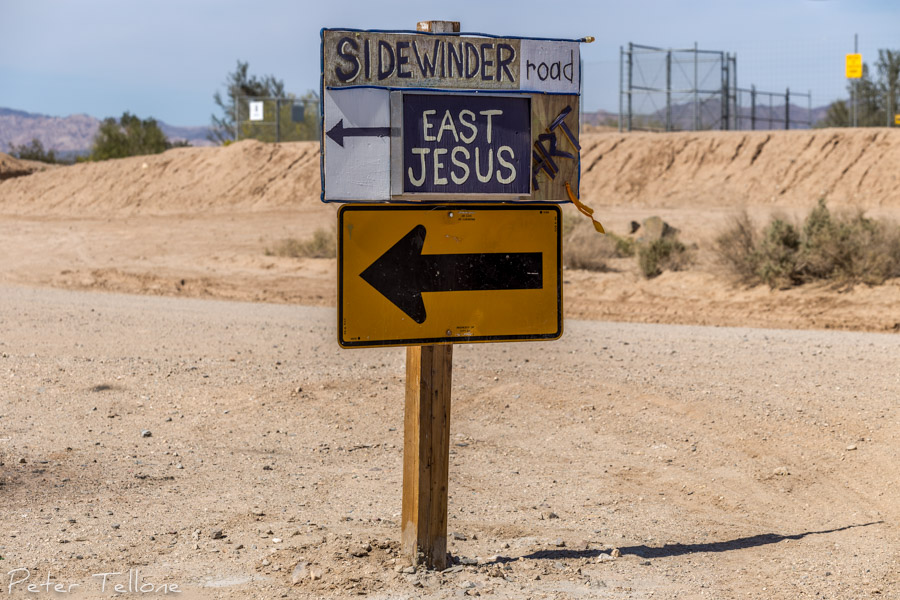 East Jesus - Slab City