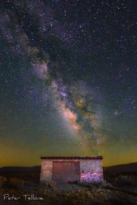The Milky Way, Anza-Borrego Desert State Park, Light Painting, Fine Art prints, Astrophotography