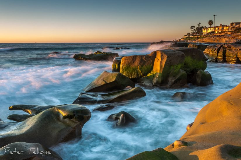 La Jolla, WindanSea Beach, Fine art Prints, Coast, Waves, California, San Diego